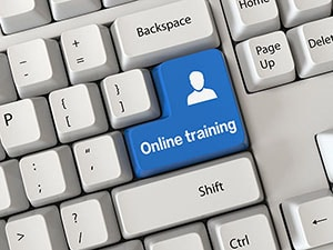 Content Platforms for Creating an Online Training Course