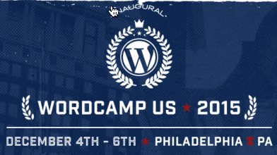 Screengrab from WordCamp US site announcing the dates as December 4-6, 2015