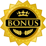 Bonus Medal used to highlight a program bonus