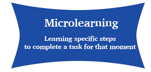 Using Microlearning for Quick Reference