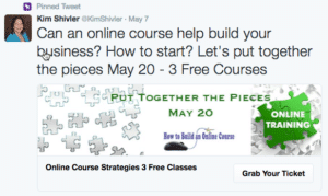Twitter Cards can Help Market Your Online Courses