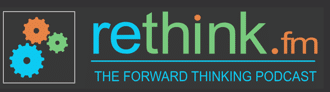 Screengrab of rethink.fm logo